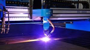 Máy cắt plasma CNC FSC-4000D
