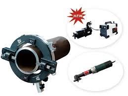 Máy cắt và vát mép ống thủy lực Aotai HYD-219