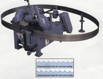 Máy mài lưỡi cưa BS-D180S