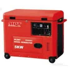 MÁY PHÁT ĐIỆN MPT MSDG5503E (5.5 KW)