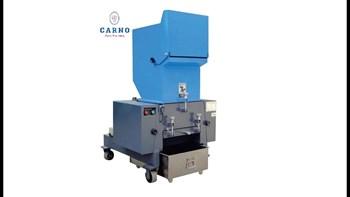 Máy băm nhựa Carno HGD400