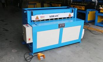 Máy cắt tôn Krrass Q11-3