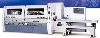 Máy bào 4 mặt 7 trục dao CNC GL 730