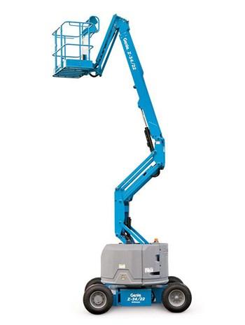 Xe nâng người dạng khớp gập chạy điện Genie Z 34/22N