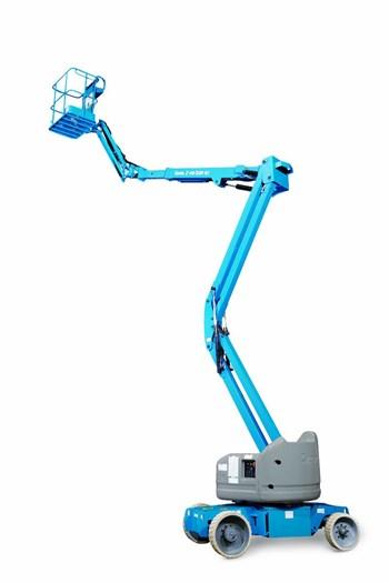 Xe nâng người dạng khớp gập chạy điện Genie Z 40/23