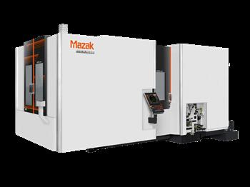 Máy gia công trung tâm ngang Mazak HCN-8800