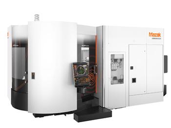 Máy gia công trung tâm 5 trục Mazak HCR-5000