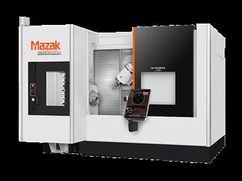 Máy gia công trung tâm Mazak INTEGREX j-300S