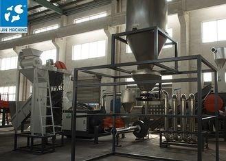 Dây chuyền rửa tái chế nhựa PET 800kg