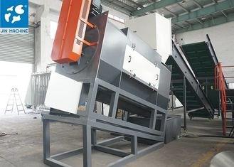 Dây chuyền rửa bình tự động 1000kg JIN MACHINE PE-1000