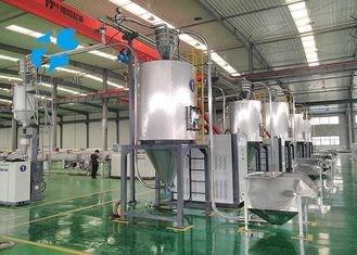 Máy trộn nhựa hút ẩm đường ống khí 600kg /h STG-600