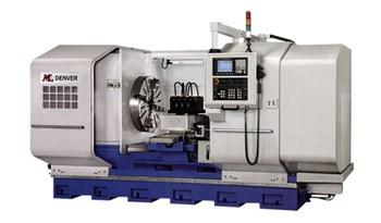 Máy tiện CNC đường kính lớn DENVER DHK-1000