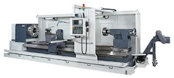 Máy tiện CNC vạn năng công suất cao DENVER DHK-1120