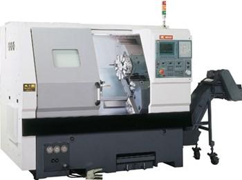 Máy tiện băng nghiêng DENVER ML-260