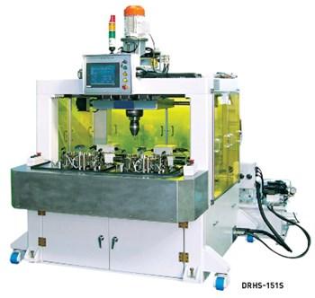 Máy tán động cơ CNC SERVO DRHC-151S