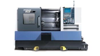 Máy gia công trung tâm tiện ngang LYNX 300