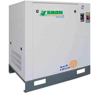 Máy nén khí không dầu Swan SKR-02C