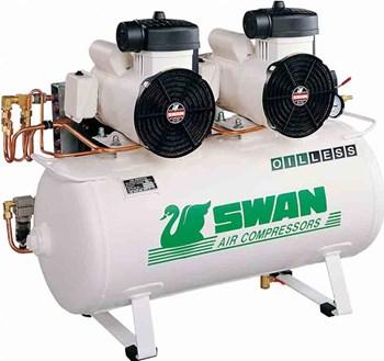 Máy nén khí Swan không dầu DR-115-TD (60HZ)