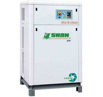 Máy nén khí không dầu Swan SDU-205CD