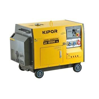 Máy phát điện KIPOR KDE12000TA