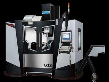Máy gia công trung tâm 5 trục Pinnacle AX320