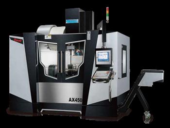 Máy gia công trung tâm 5 trục Pinnacle AX450
