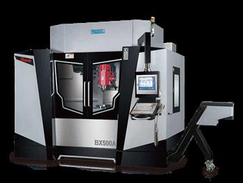 Máy gia công trung tâm 5 trục Pinnacle BX500A