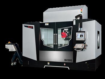 Máy gia công trung tâm 5 trục Pinnacle BX900