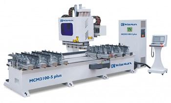 MÁY CNC MỘNG ÂM NHIỀU TRỤC MCM3100-5