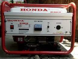 Máy Phát Điện Honda SH3500EX - 3KW (Đề Nổ)