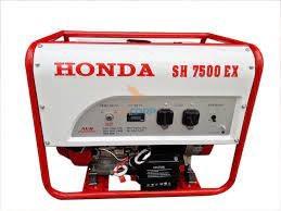 Máy Phát Điện Honda SH7500EX - 6.0kw (Đề Nổ)