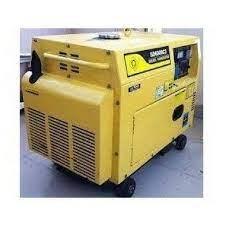 Máy Phát Điện Diesel SAMDI SD8000EC-6KW Chống Ồn