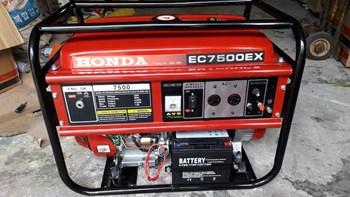 Máy Phát Điện Honda EC7500EX