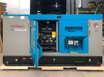 Máy Phát Điện Diesel BAMBOO BmB 57Euro - 55KW