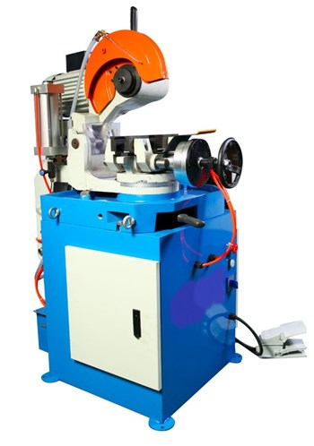 Máy cắt kim loại bán tự động OKASU MC-315
