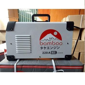 Máy Hàn 2 Chức Năng Inverter BAMBOO BmB WS 220A TIG + QUE (Linh Kiện Mosfet Nhật)