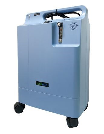 Máy tạo oxy 5 lít Wellmed DO2-5EW