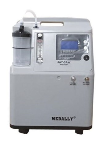 Máy tạo oxy 5 lít MEDALLY JAY-5AW
