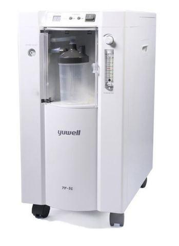 Máy tạo oxy 5 lít YUWELL 7F-5C