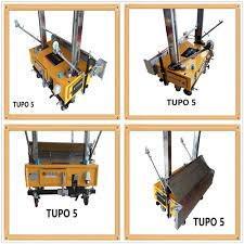 Mát trát tường TUBO 5-1000