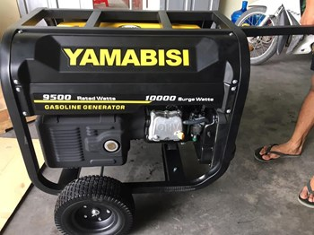 Máy Phát Điện Chạy Xăng 10Kw Yamabisi