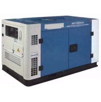 Máy phát điện chạy dầu 11kW Huspanda HD13000S chống ồn