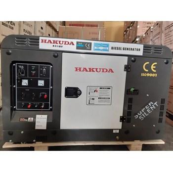 Máy Phát Điện Chạy Dầu 10Kw Hakuda HKD 10000E