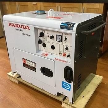 Máy Phát Điện Chạy Dầu 5Kw Hakuda HKD 5000EC