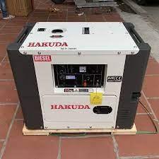 Máy Phát Điện Chạy Dầu 5Kw Hakuda HKD 5000EV