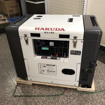 Máy Phát Điện Chạy Dầu 7Kw Hakuda HKD 7000ET