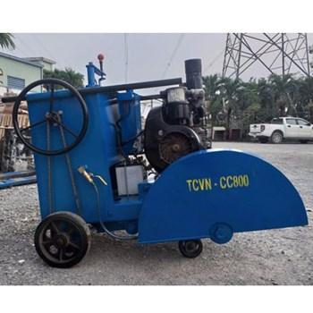 Máy cắt bê tông 300mm Diesel (24HP) nhật bãi