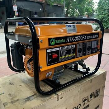 Máy Phát Điện 3kw Chạy Xăng Hatake HTK-3500PX