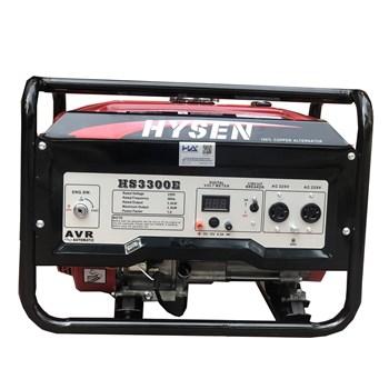 Máy Phát Điện Chạy Xăng 3kw Hysen HS3300E