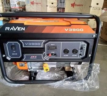 Máy Phát Điện Chạy Xăng 3Kw Raven V3900